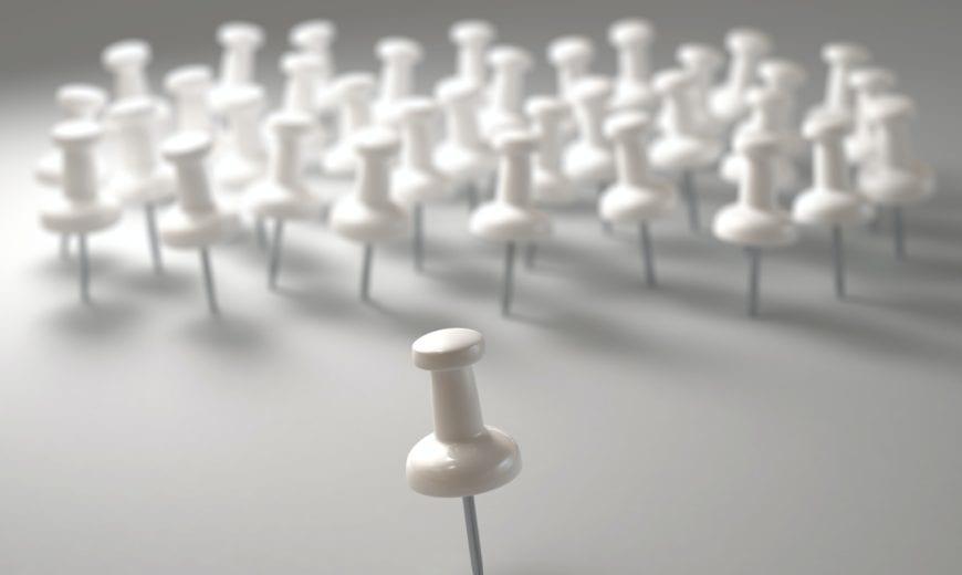 Pin Leadership Position